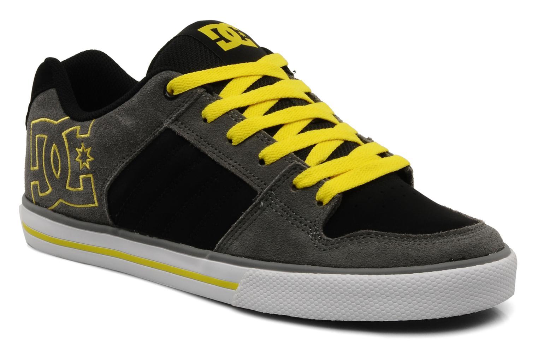 Sportschuhe DC Shoes Chase grau detaillierte ansicht/modell
