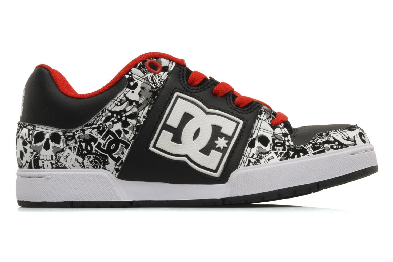 Sport shoes DC Shoes Turbo 2 k Multicolor back view