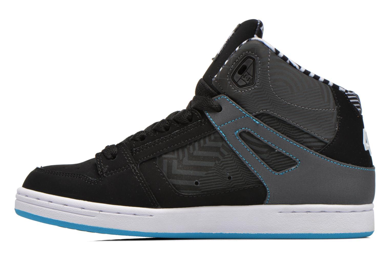 Sportschoenen DC Shoes Rebound k Zwart voorkant