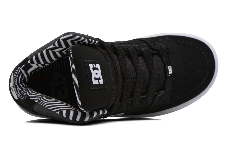 Sportschoenen DC Shoes Rebound k Zwart links