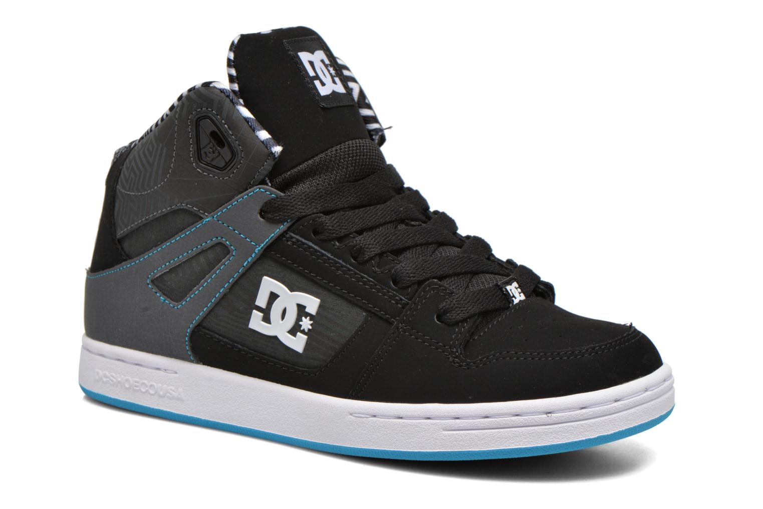 Rebound k Black/white/blue