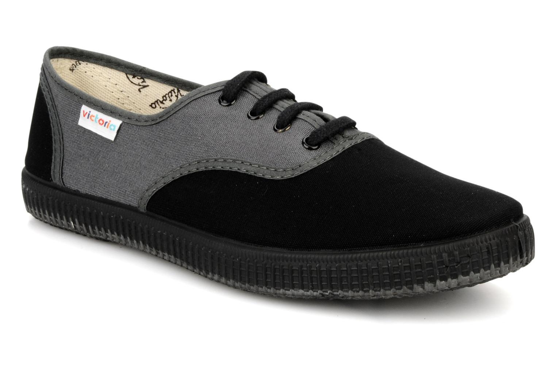 Sneaker Victoria Victoria bicolore m grau detaillierte ansicht/modell