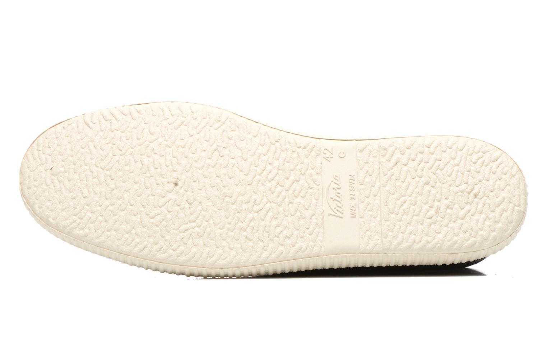 Zapatos con cordones Victoria Safari serraje M Negro vista de arriba