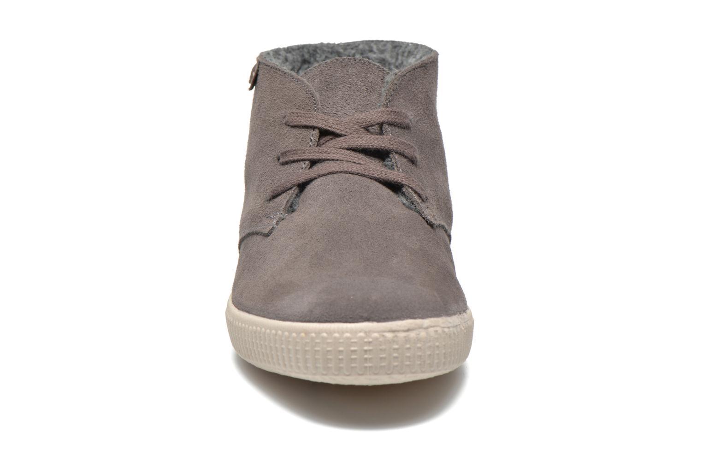 Sneakers Victoria Safari serraje W Grijs model