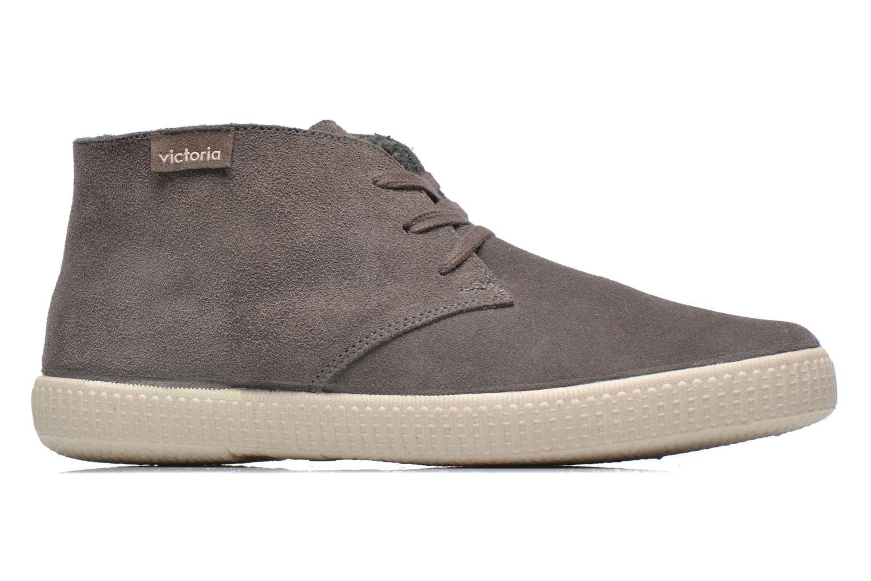 Sneakers Victoria Safari serraje W Grijs achterkant