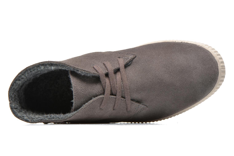 Sneakers Victoria Safari serraje W Grijs links