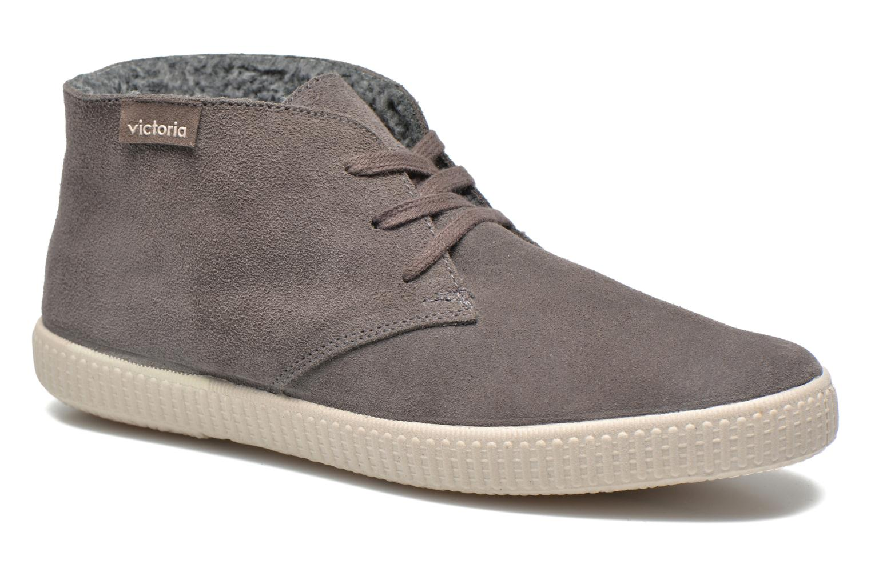 Sneakers Victoria Safari serraje W Grijs detail