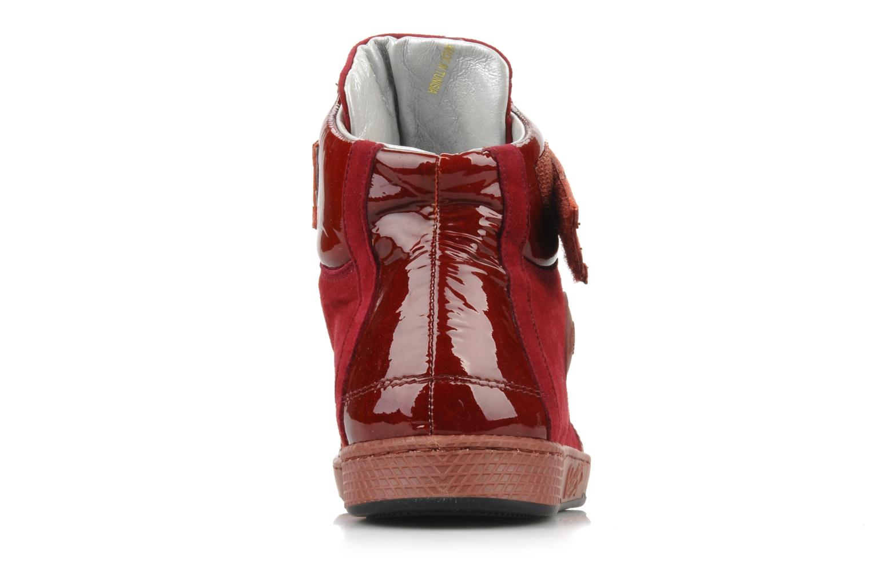 Sneaker Pataugas Jayson/vv w rosa ansicht von rechts