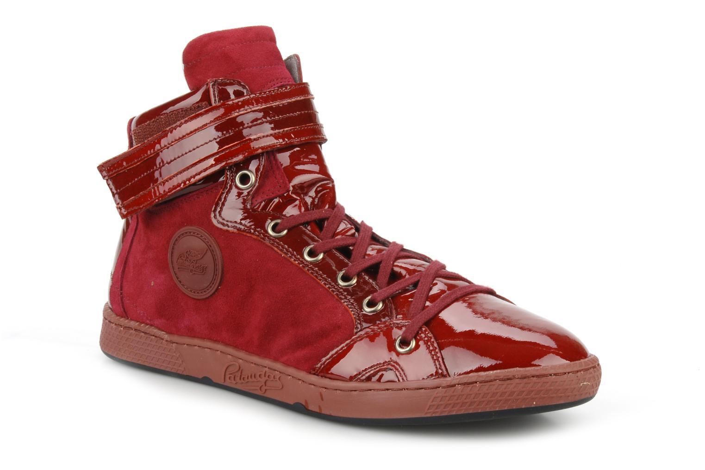 Sneaker Pataugas Jayson/vv w rosa detaillierte ansicht/modell