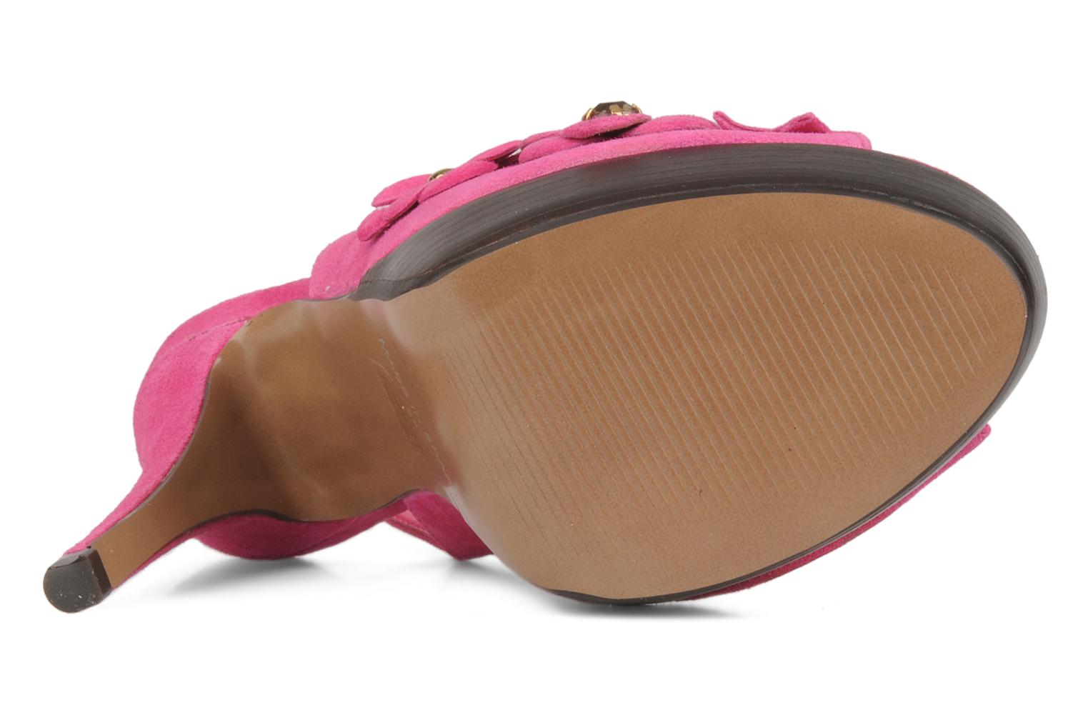 Sandals Carvela Gypsy Pink view from above