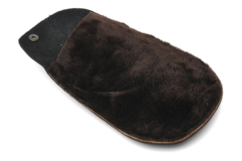 Schuhpflegeprodukte Famaco Polierhandschuh schwarz detaillierte ansicht/modell