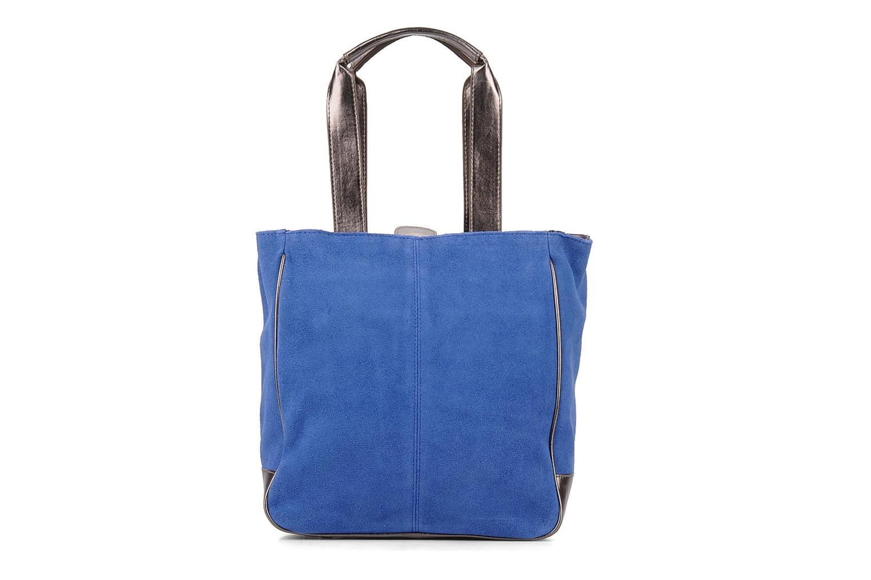 Handtaschen Georgia Rose Evening Cuir blau detaillierte ansicht/modell
