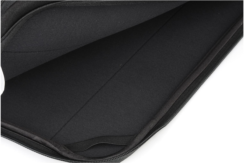 Petite Maroquinerie Samsonite Aramon laptop sleeve 14,1 Noir vue derrière