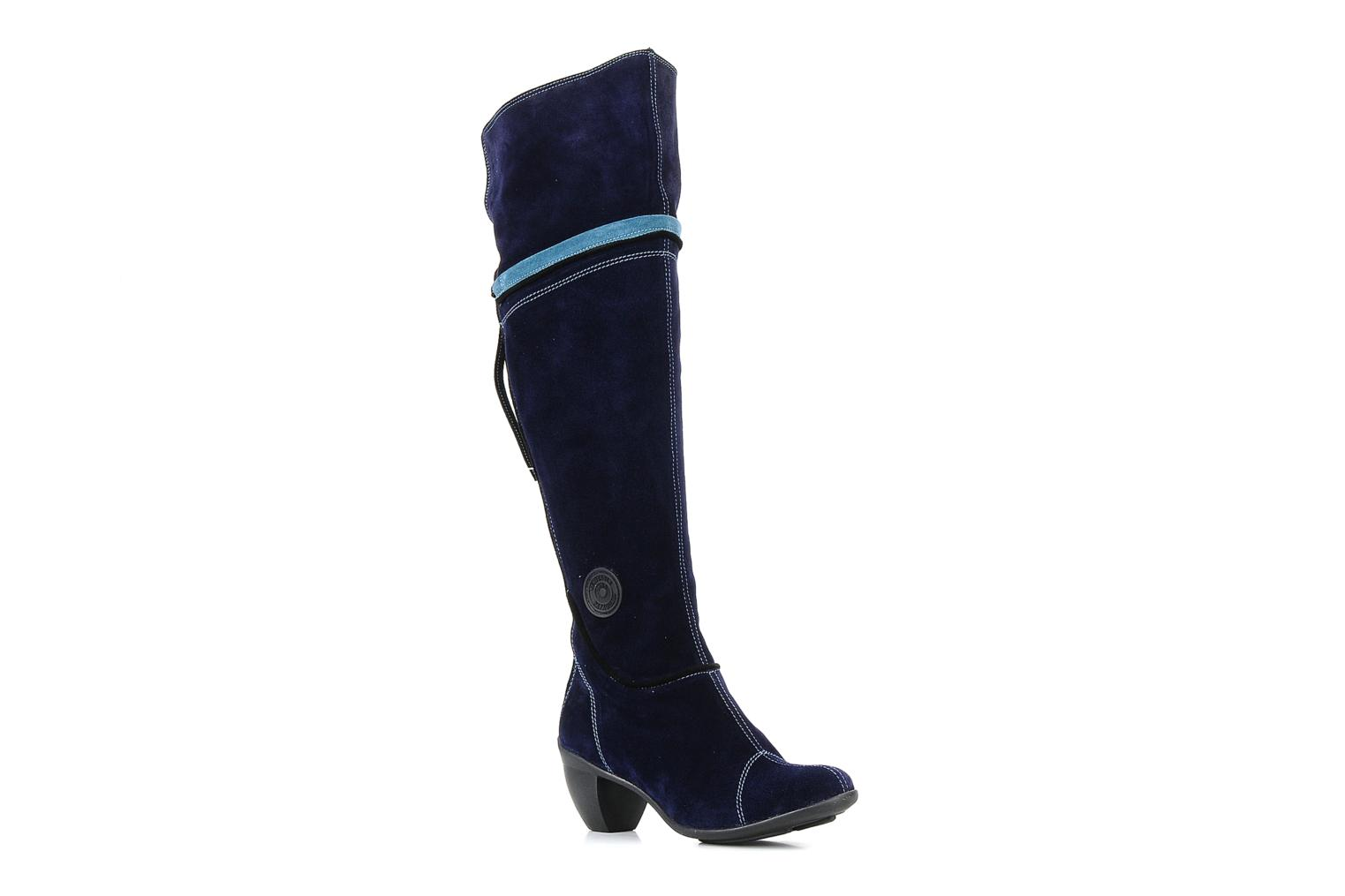Boots & wellies Pataugas Flavour Blue detailed view/ Pair view
