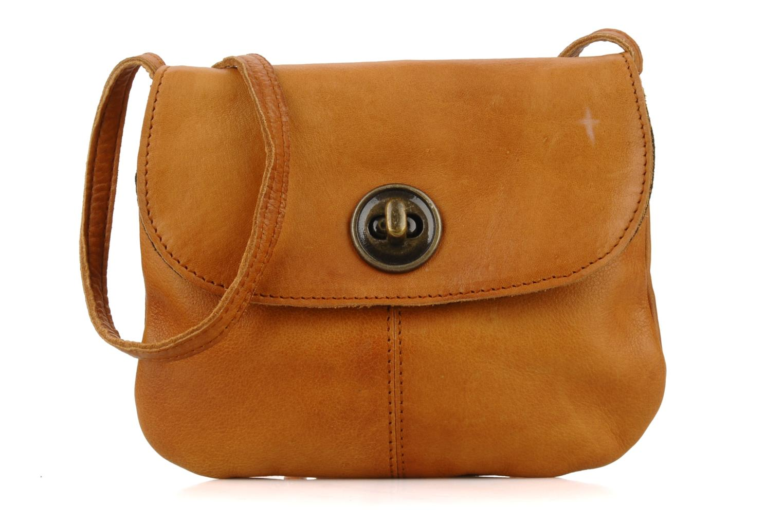 Handtaschen Pieces Totally Royal leather Party bag braun detaillierte ansicht/modell