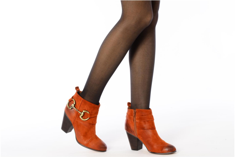 Boots en enkellaarsjes Jeffrey Campbell Cityslick Oranje onder