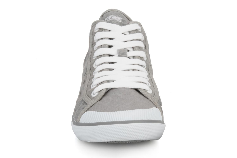 Baskets TBS Vogues Gris vue portées chaussures