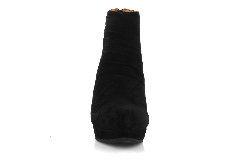 Bottines et boots Earthies Earthies jasko Noir vue portées chaussures