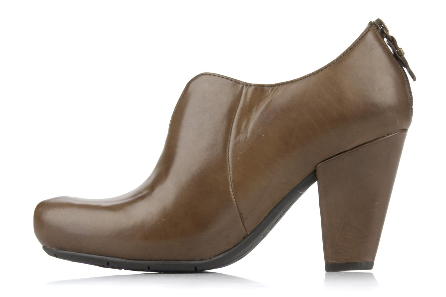 Ankle boots Earthies Earthies mareesa Brown front view