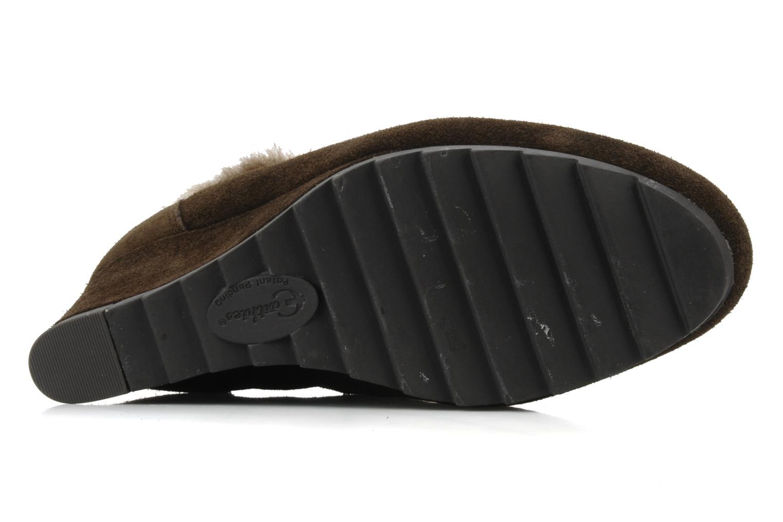 Chaussures à lacets Earthies Earthies seriph Marron vue haut