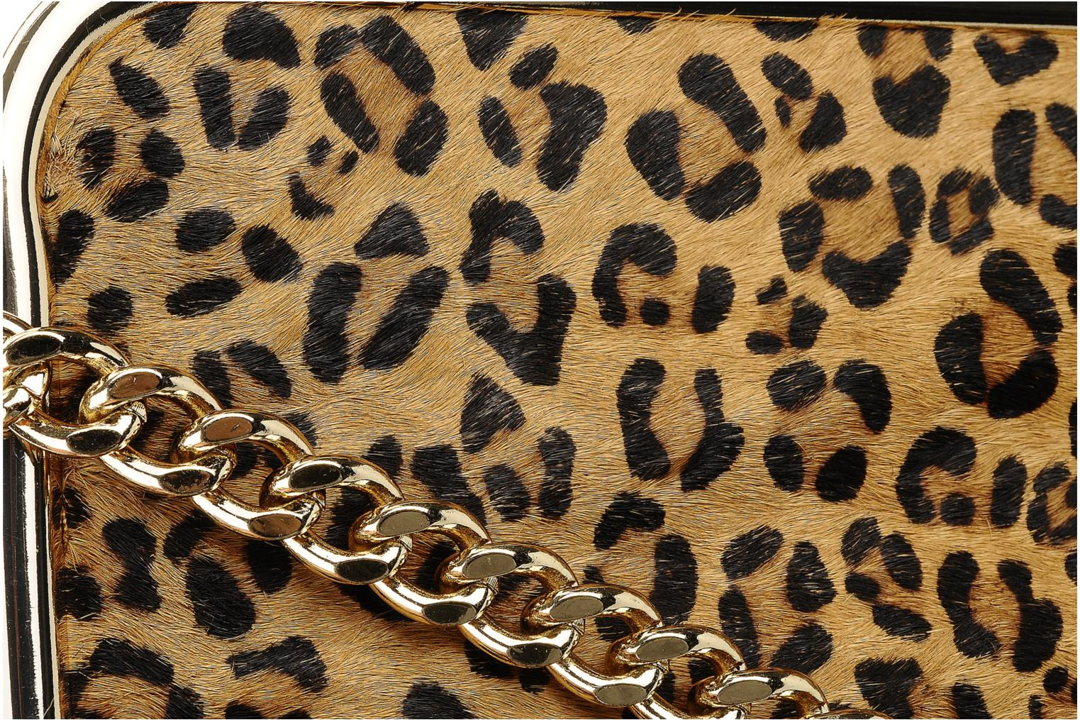 Lilly Leopard comb