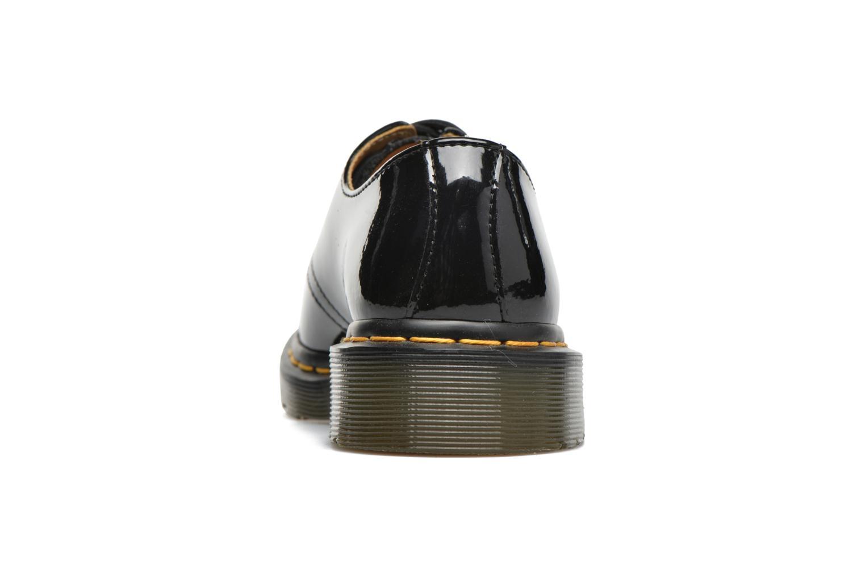 1461 w Black Patent Lamper