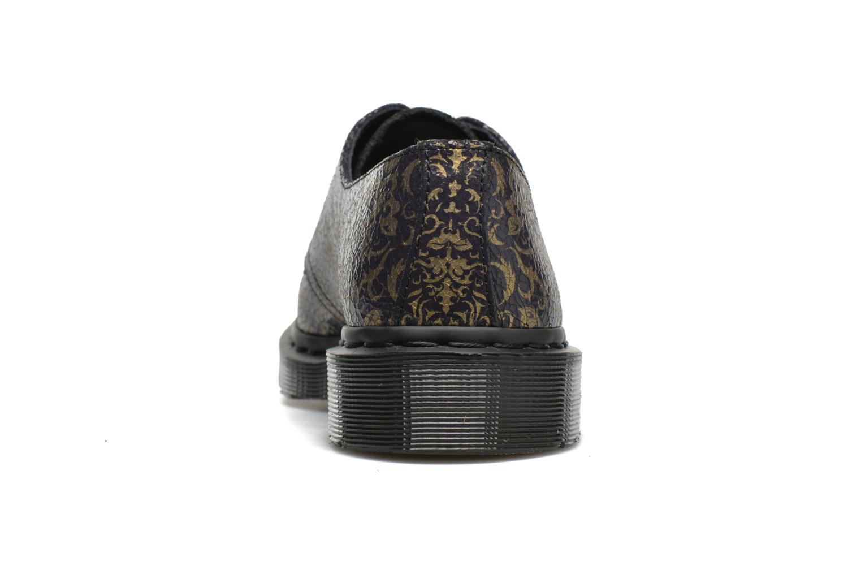 1461 w Purple Black Cristal Suede