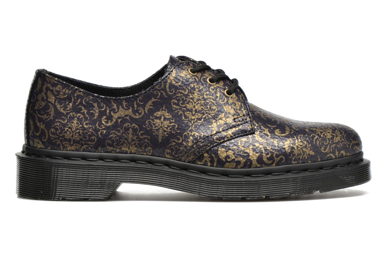 Chaussures à lacets Dr. Martens 1461 W Bleu vue derrière