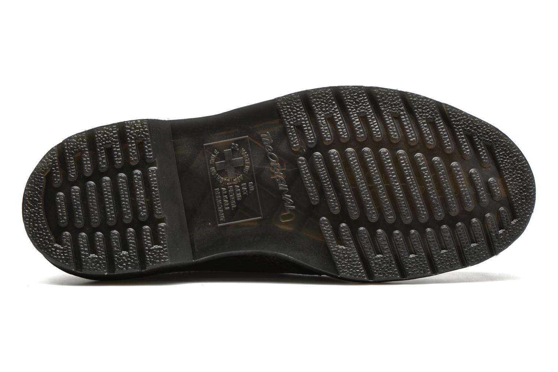 Chaussures à lacets Dr. Martens 1461 W Bleu vue haut