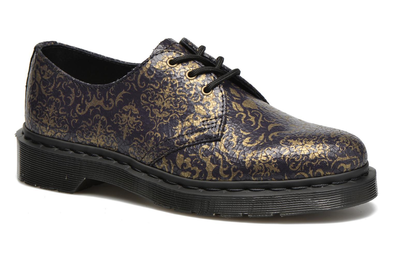 Chaussures à lacets Dr. Martens 1461 W Bleu vue détail/paire