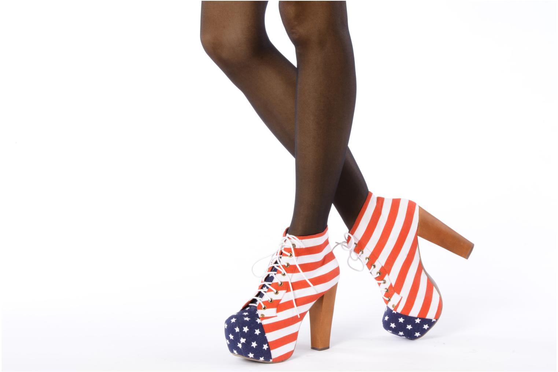 Lita flag Redwhiteblue USA