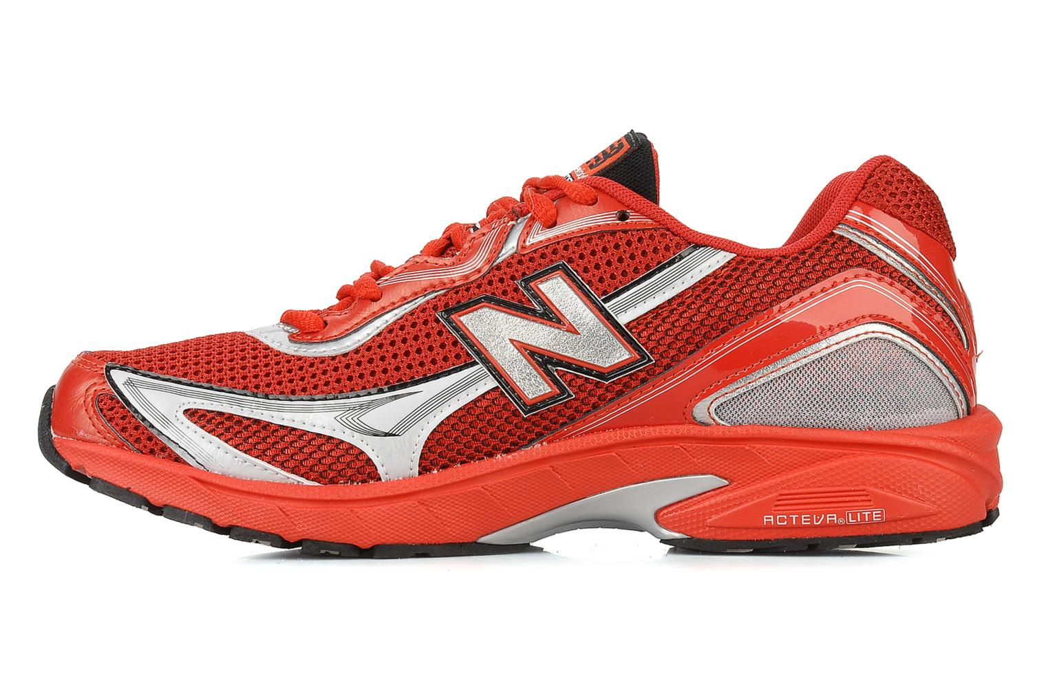 Sport shoes New Balance Mr829 Red front view