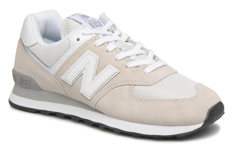 Sneakers New Balance Ml574 Grijs detail