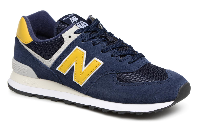 New Balance es Ml574 (blau) -Gutes Preis-Leistungs-Verhältnis, es Balance lohnt sich,Boutique-15301 1d5827