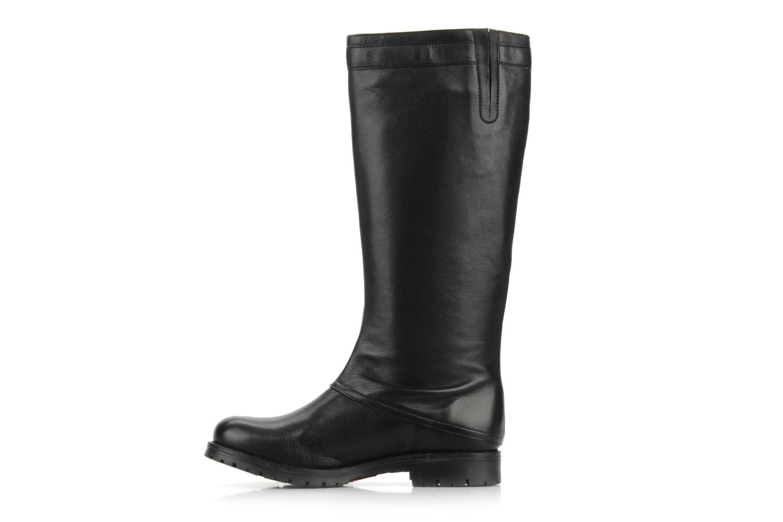 Boots & wellies Georgia Rose Damone Black front view