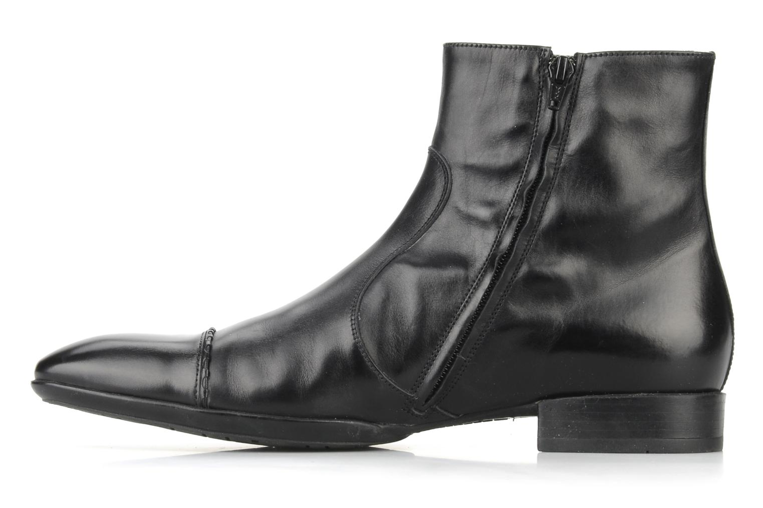 Ankle boots Doucal's Jeannot Black front view