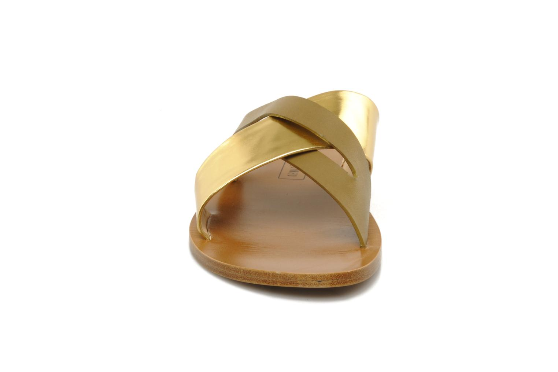 Formelie Col kaki gold 21
