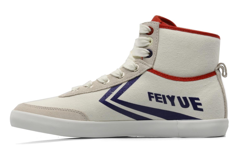 Sneakers Feiyue Feiyue A.S High W Wit voorkant