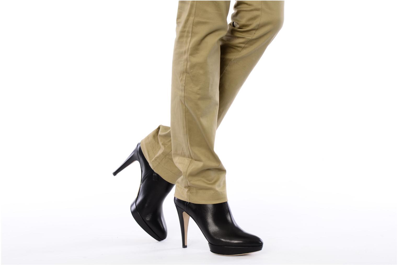 Bottines et boots Boss Black Naruki Noir vue bas / vue portée sac