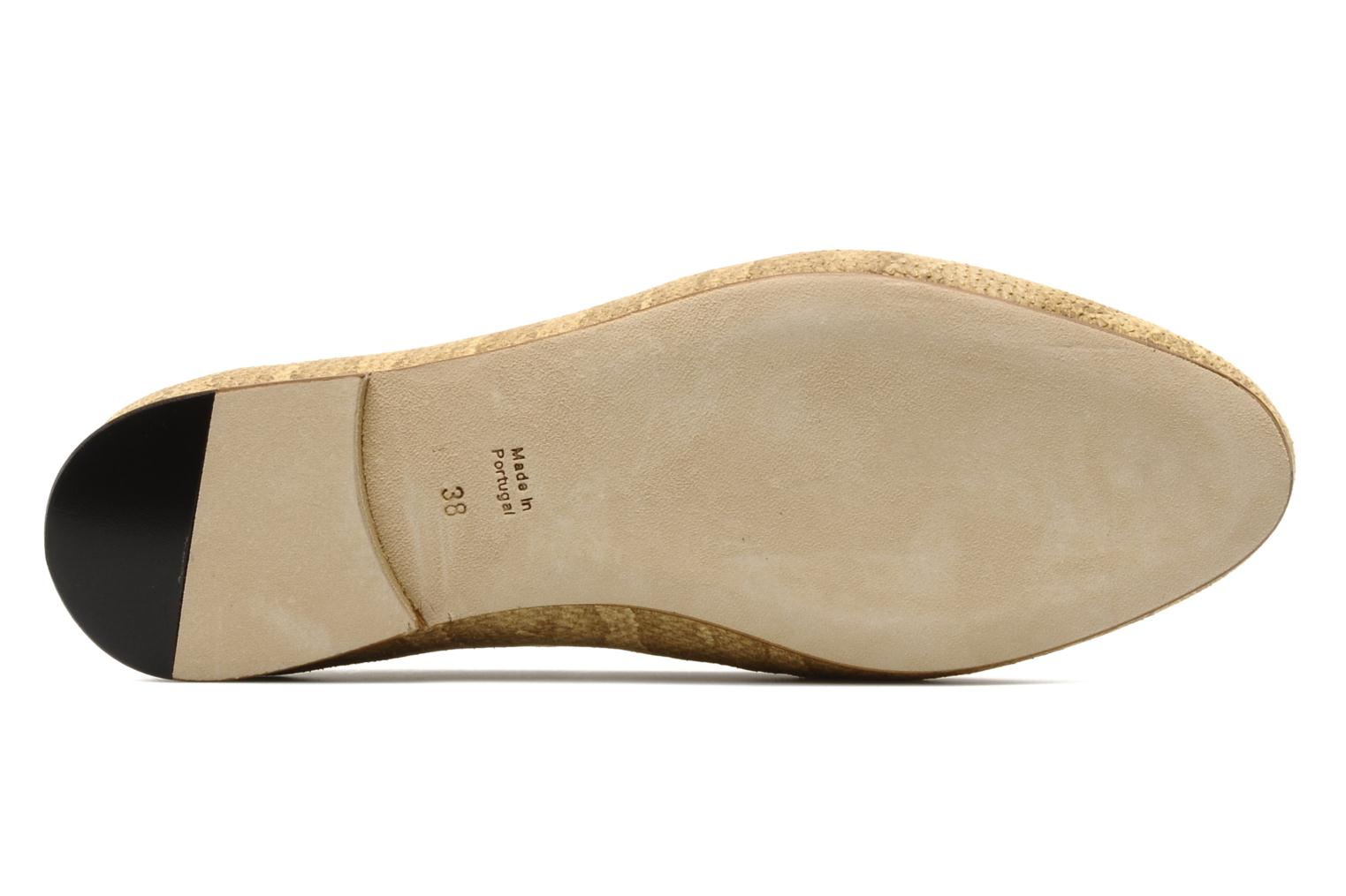 Mocasines Surface To Air Blade slipper Beige vista de arriba