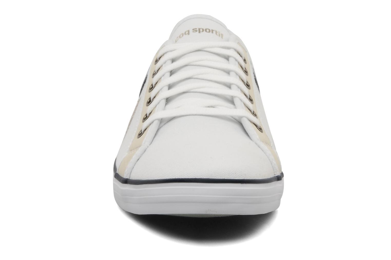 Sneaker Le Coq Sportif Honfleur cvs gingham M weiß schuhe getragen