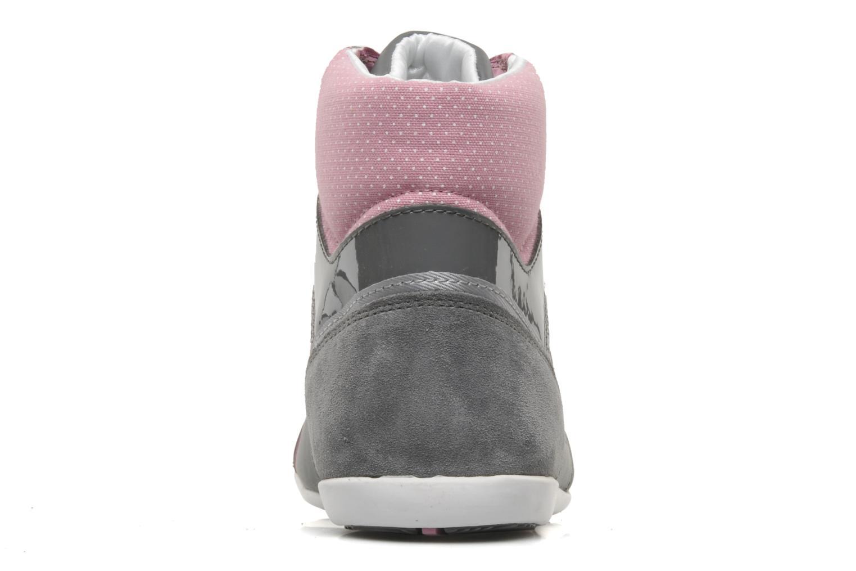 Sneakers Le Coq Sportif Victoire lea dots W Grigio immagine destra