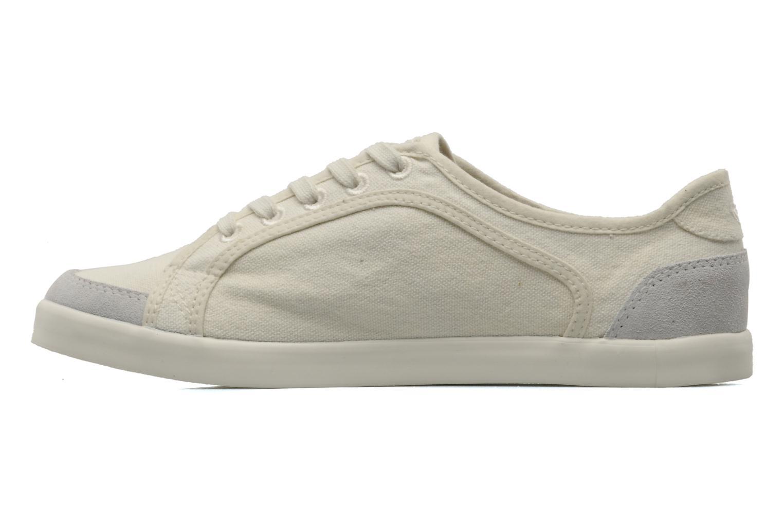 Sneakers Roxy Sneaky Dye 2 Beige bild från framsidan
