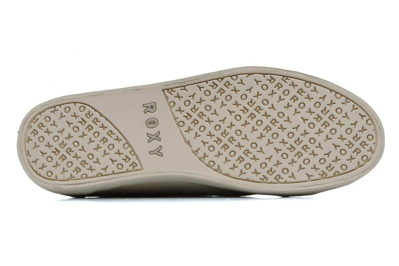 Sneaker Roxy Sneaky Dye 2 beige ansicht von oben