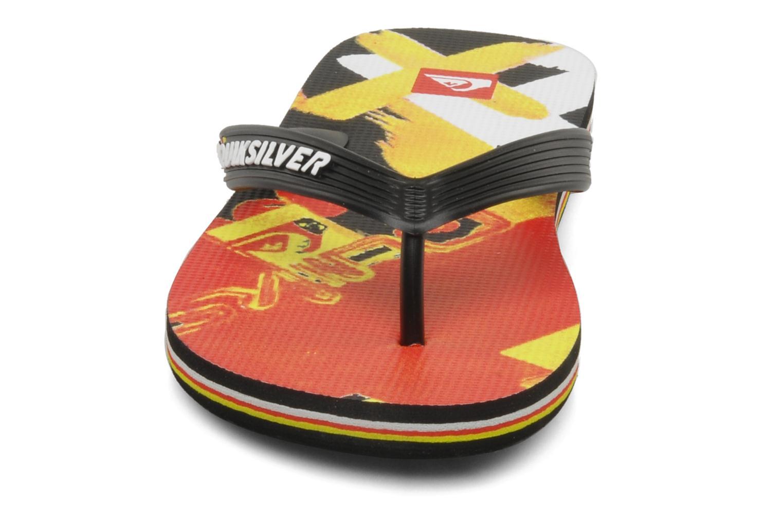 Molokai X Fire Black Red Yellow