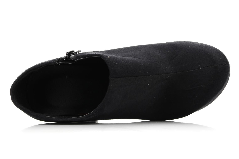 Stivaletti e tronchetti I Love Shoes Ray Nero immagine sinistra