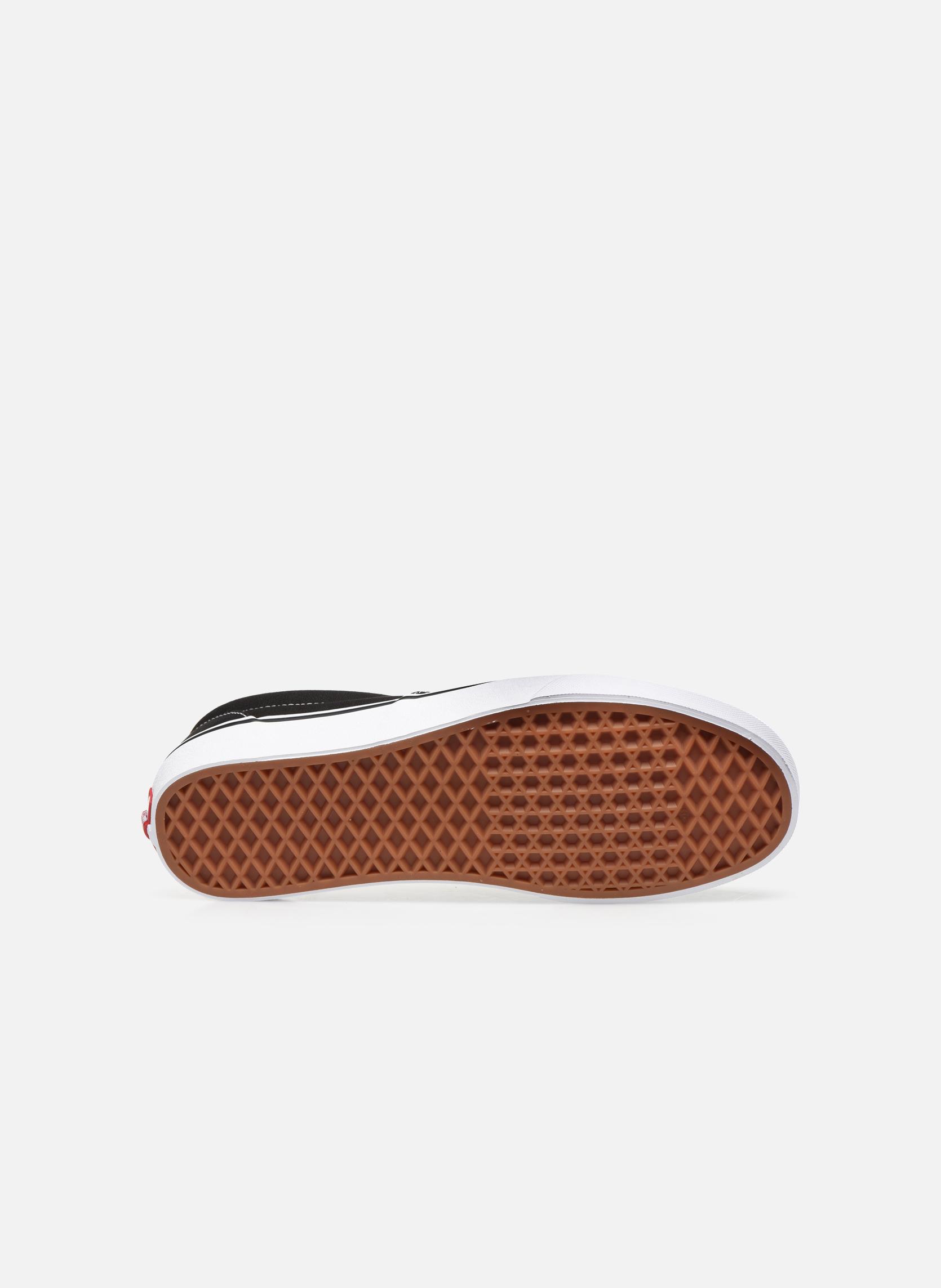 Sneaker Vans Era schwarz ansicht von oben