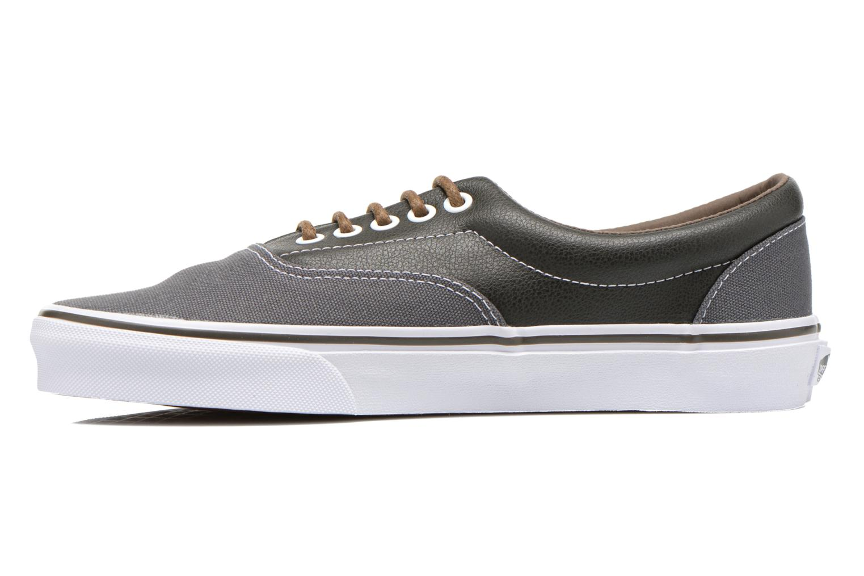 Era (Leather/Plaid) asphalt/beluga