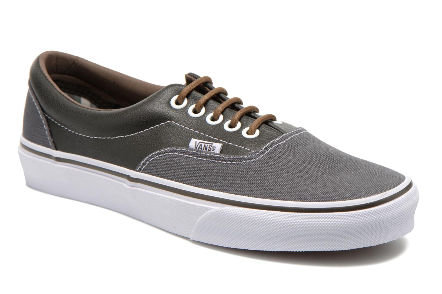 Trainers Vans Era Grey detailed view/ Pair view