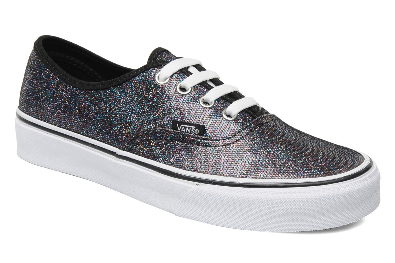 Vans milton paillettes multicolore chaussures baskets mode